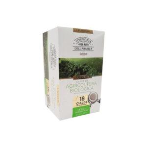 Ταμπλέτες Corsini Agricoltura Biologica Ese Pods 18 τεμάχια