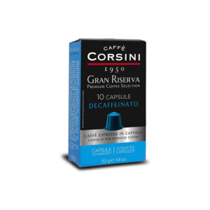 Corsini Decaffeinato Nespresso 10 κάψουλες