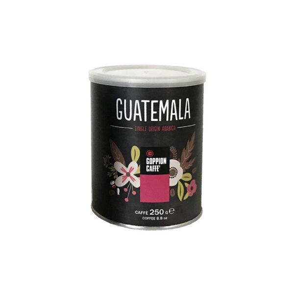 Goppion Guatemala Single Origin κόκκοι 250g κουτί ονομασίας προέλευσης καφές