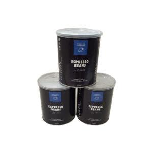Καφές Espresso Ipanema κόκκοι 3x250g οικονομική συσκευασία
