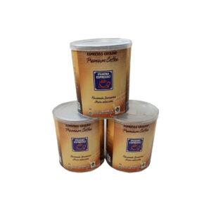 Ipanema αλεσμένος καφές espresso 3x250g οικονομική συσκευασία