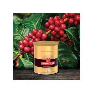 Covim Gold Arabica αλεσμένος καφές για μπρίκι moka