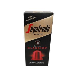 Segafredo Espresso Classico nespresso κάψουλες 10 τεμάχια