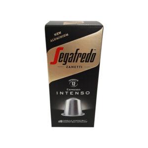 Segafredo Espresso Intenso 10 κάψουλες