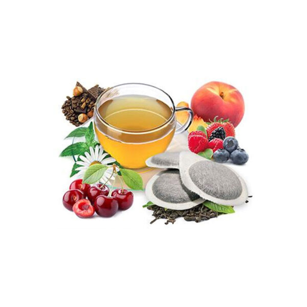 Kit Assaggio Mix Tisane τσάι Pods 60 τεμάχια τσάι
