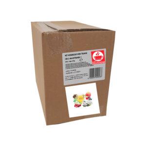 Kit Assaggio Mix Tisane τσάι Pods με logo εικόνα 60 τεμάχια