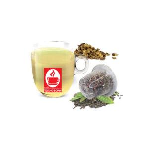 Tisana Digestiva τσάι Tiziano Bonini 10 τεμάχια με logo