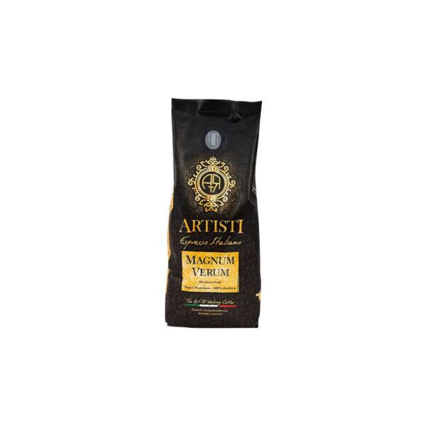 Artisti Magnum Verum Espresso 100% Arabica κόκκοι καφέ 1kg