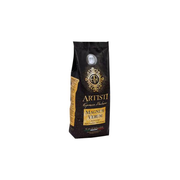 Artisti Magnum Verum Espresso 100% Arabica right