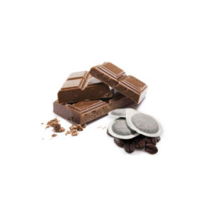 ταμπλέτες espresso Bonini Aroma Cioccolato ese