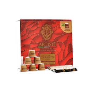 Artisti Perla Rossa 70% Arabica nespresso κάψουλες