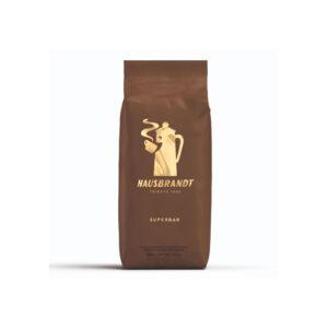 Καφές Espresso Hausbrandt Superbar 1Kg κόκκοι σπυρί
