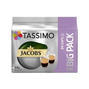 Tassimo Jacobs Espresso Ristretto – 24 τεμ big