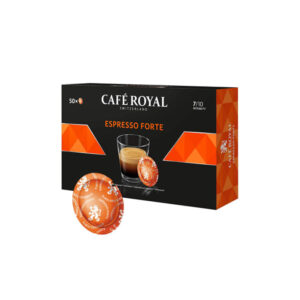 Cafe Royal Espresso Forte Nespresso PROFESSIONAL 50 capsules