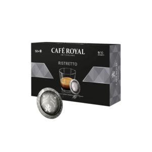 Cafe Royal Espresso Ristretto Nespresso PROFESSIONAL 50 κάψουλες