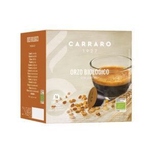 Carraro Orzo Biologico κριθάρι κάψουλες Dolce