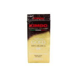 Gold 100% Arabica αλεσμένος καφές espresso 250g