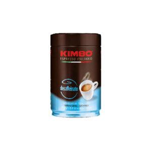 Kimbo Decaffeinato αλεσμένος καφές espresso 250g