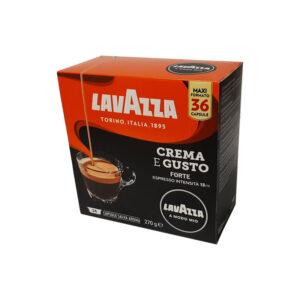 mio espresso Crema E Gusto Forte a modo mio 36 τεμάχια
