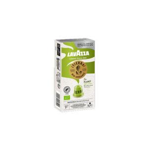 Lavazza Tierra Bio Organic κάψουλες Nespresso 10 τεμάχια