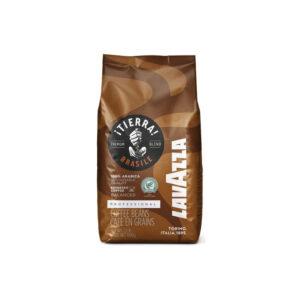 Καφές Espresso Lavazza Tierra Brasile κόκκοι