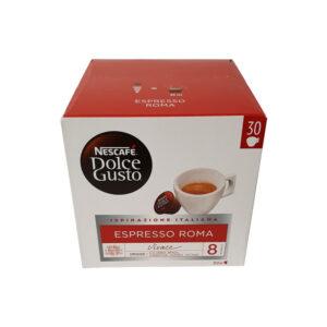 Nescafe Dolce Gusto Espresso Roma - 30 τεμάχια